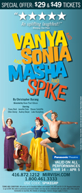 Mirvish Spike
