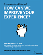 How can We Improve Your Experience?
