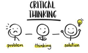 Critical thinking webinar