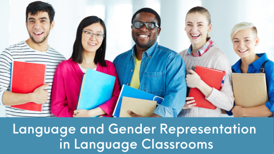 Language and Gender Representation in Language Classrooms